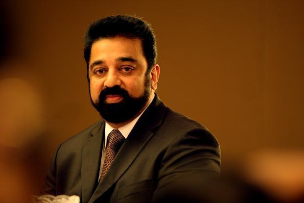 Kamal Hassan. Photo: Hindustan Times